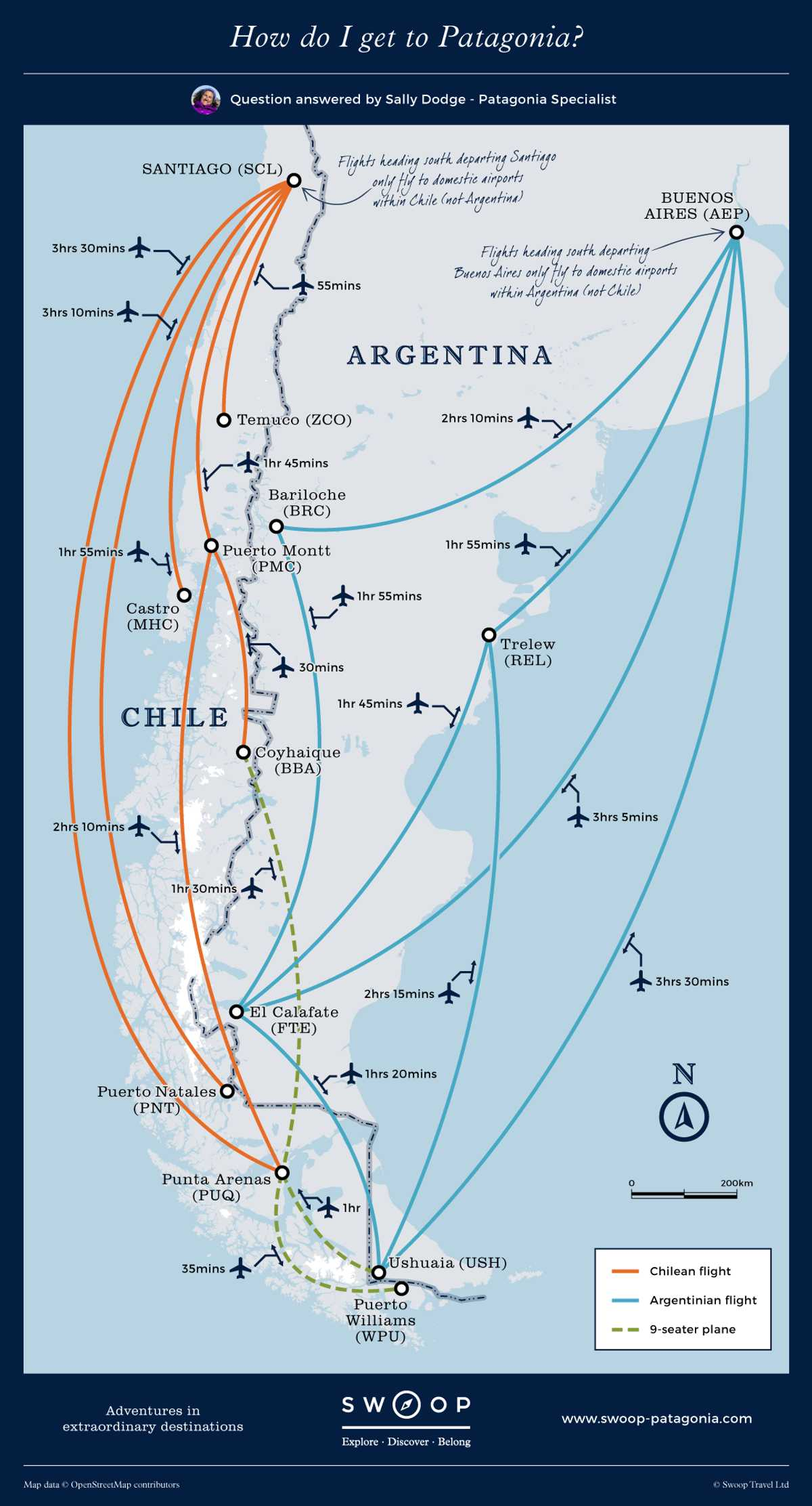 How-do-I-get-to-Patagonia