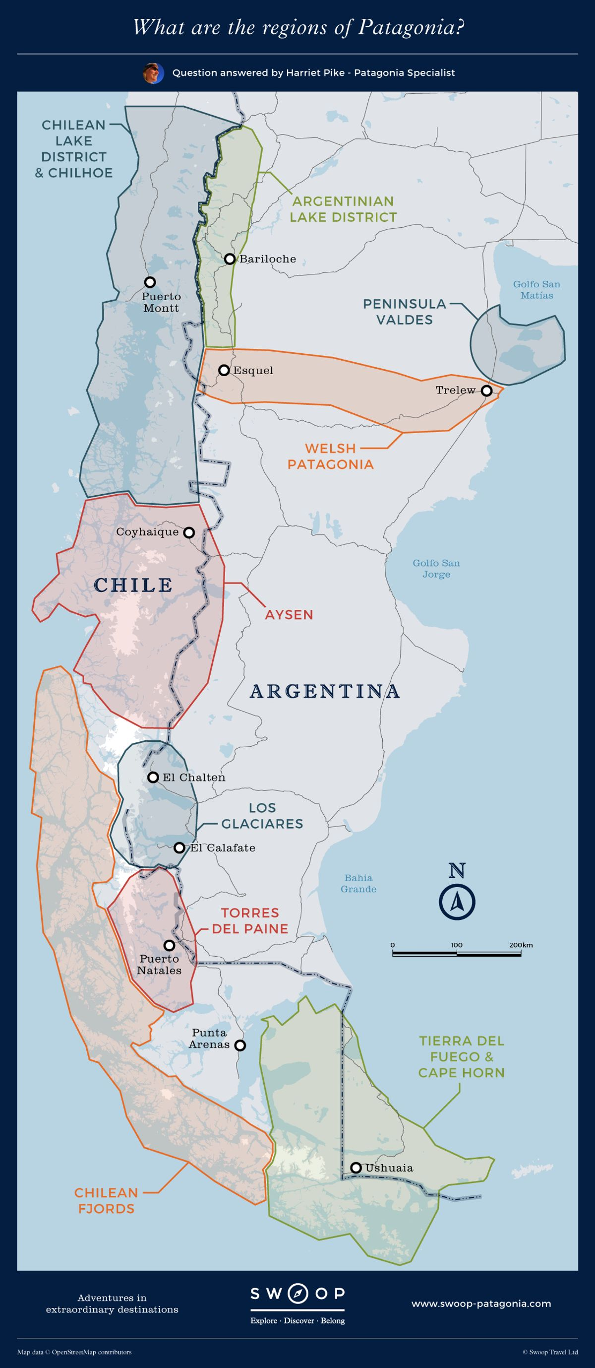 Patagonia Map | Discover Patagonia's regions with Swoop on map of copiapo chile, map of nuclear power plants in the world, map of patagonia chile, map chile argentina border, political map of chile, ecuador and chile, map of el cono sur, map of southern chile, map of patagonia region, map of peru, map of chile with cities, printable map of chile, political leader of chile, map show patagonia, detailed map of chile, street map of villarrica in chile, map of chile coast, people from chile, map of chile and hawaii, large map of chile,