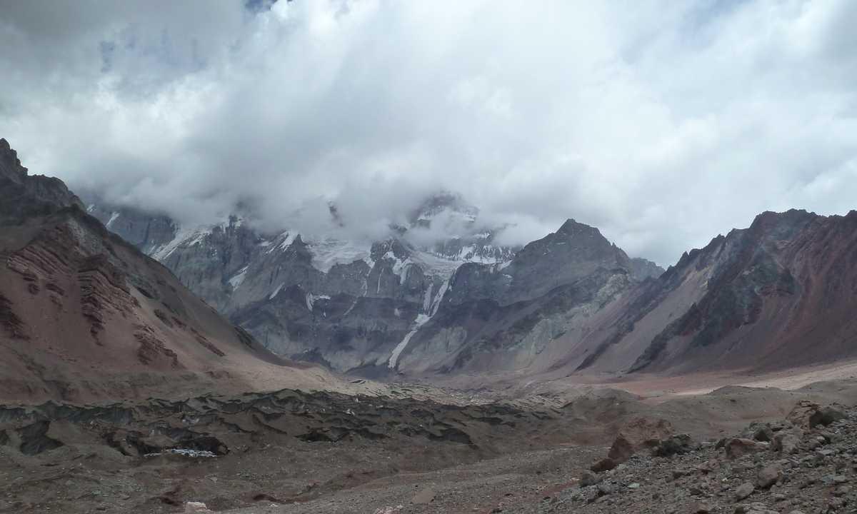 Acon Plaza Francia  Horcones Glacier LE Jan-13