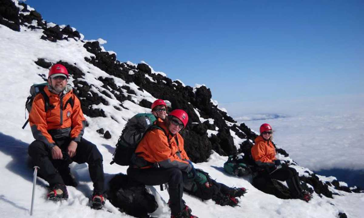 Andes Track - Villarrica - 1