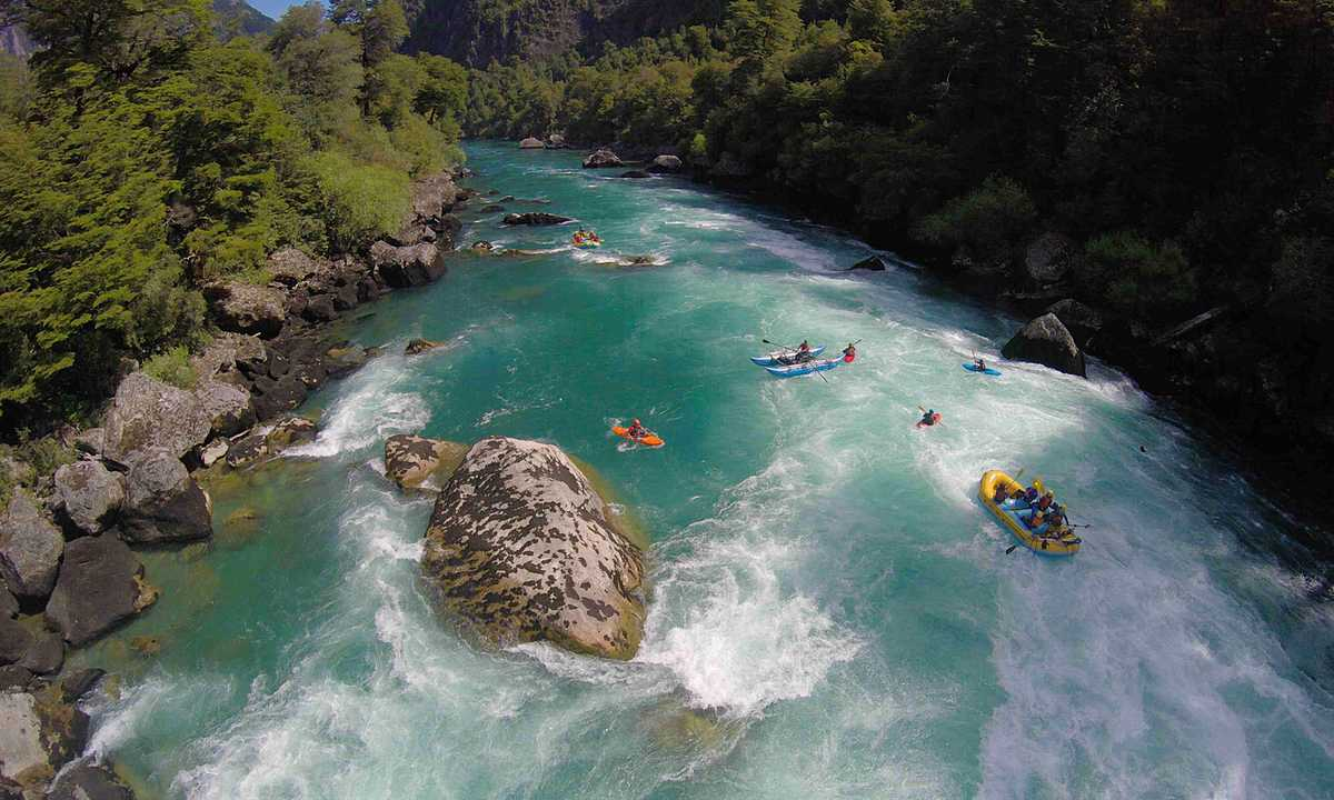 Futaleufu River