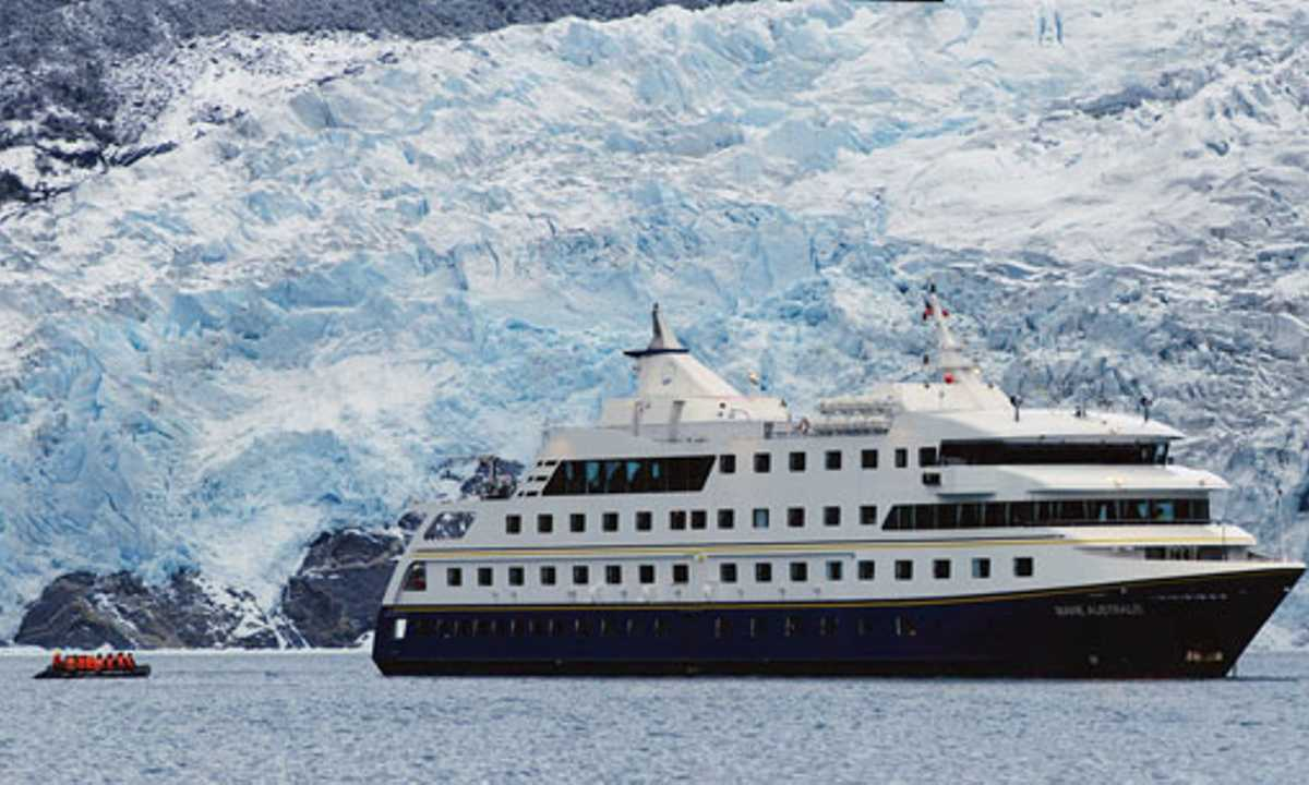 Patagonia Cruise Ship CRUC p-p