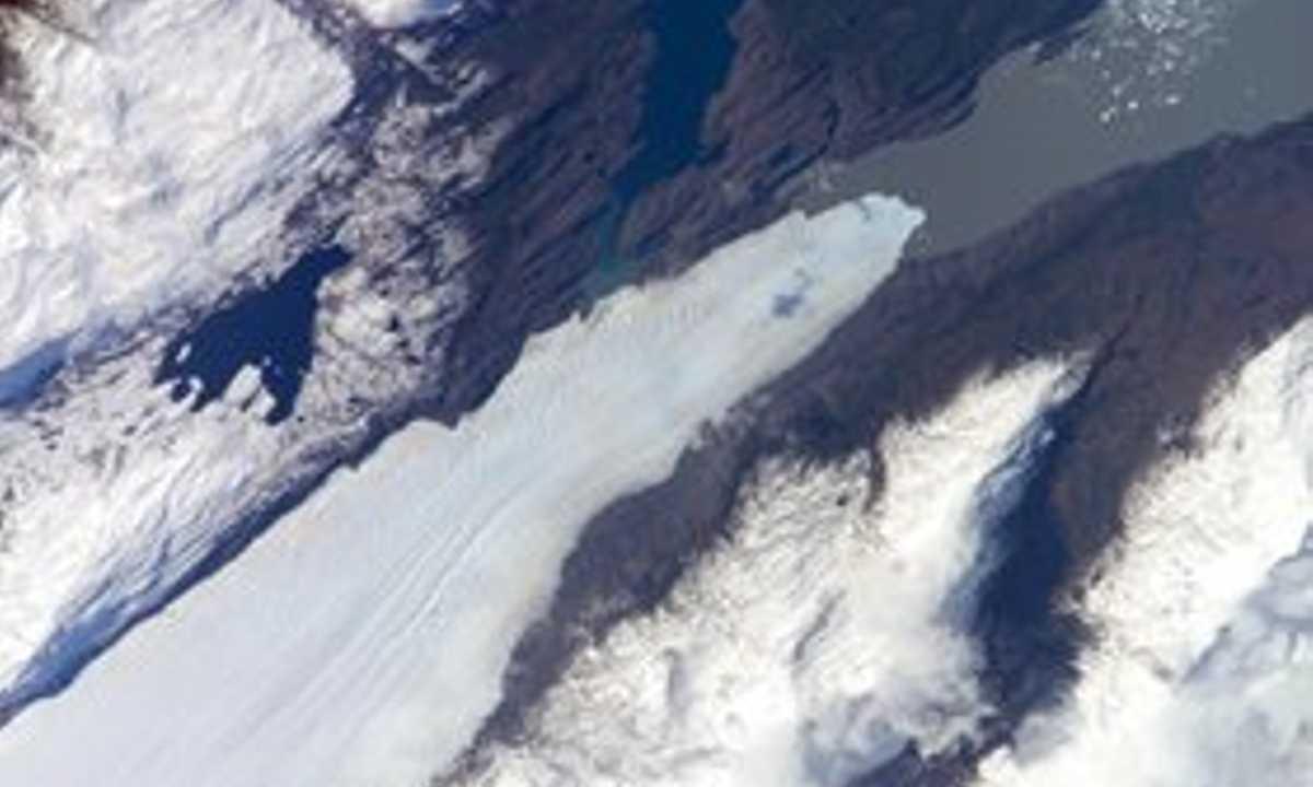 Glaciar Geike 1