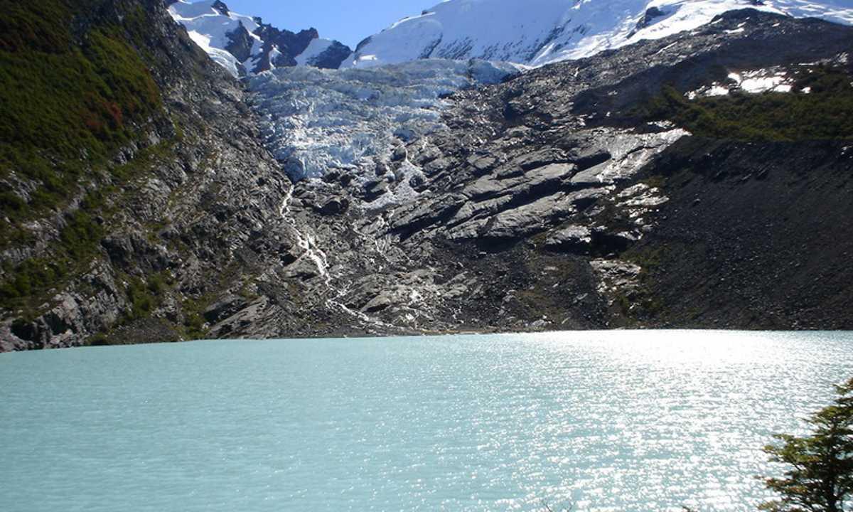 Glaciar Huemul 1