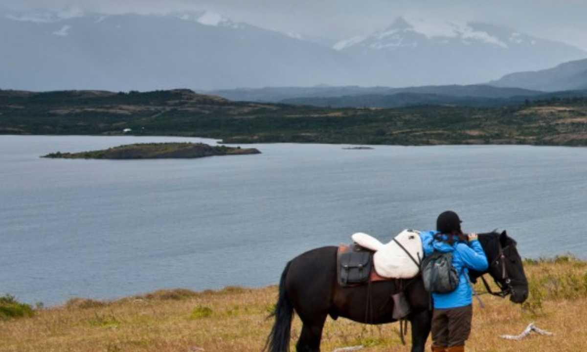 Horseriding - Gauchos  Glaciers -  4