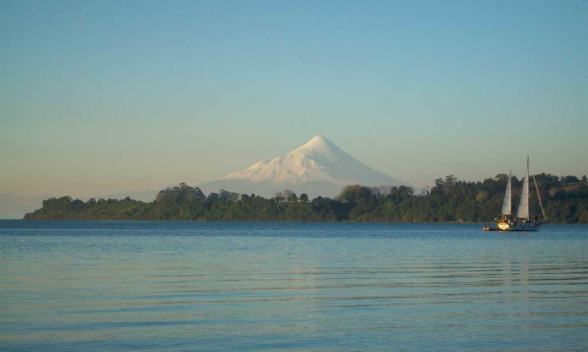 Osorno Lago Llanquihue