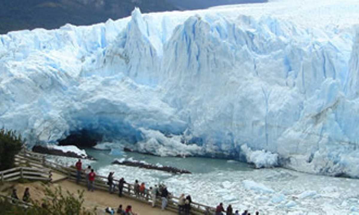 Perito Moreno Viewing Platform