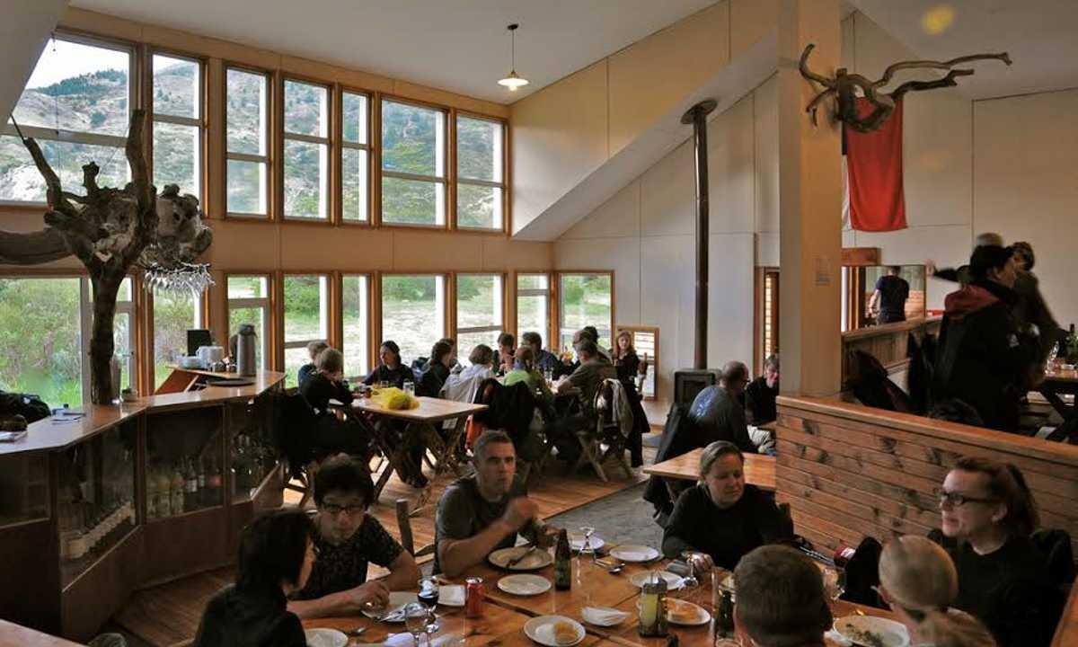Refugio Dining Room