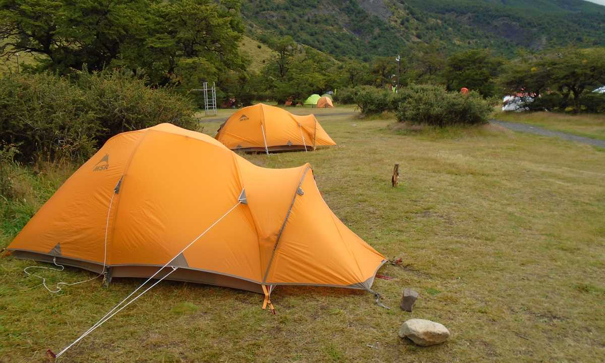 Campsites in Torres del Paine   Guide Info Review