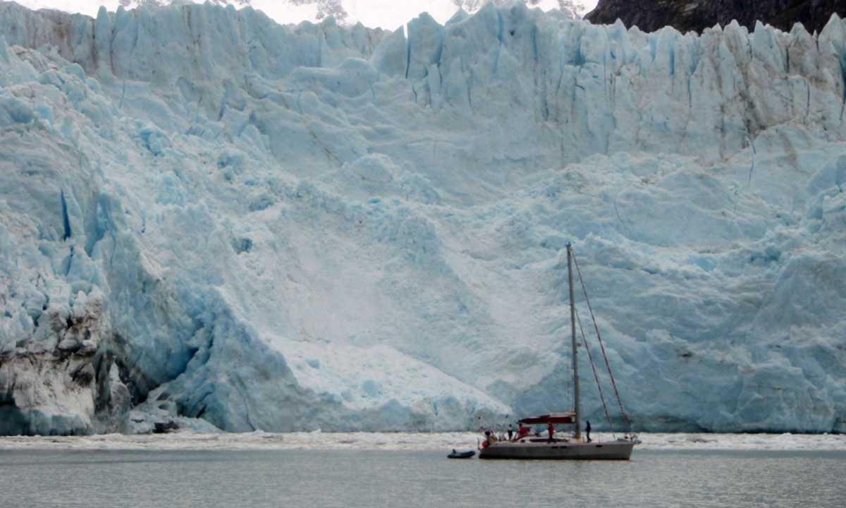 Sailing Cape Horn 3