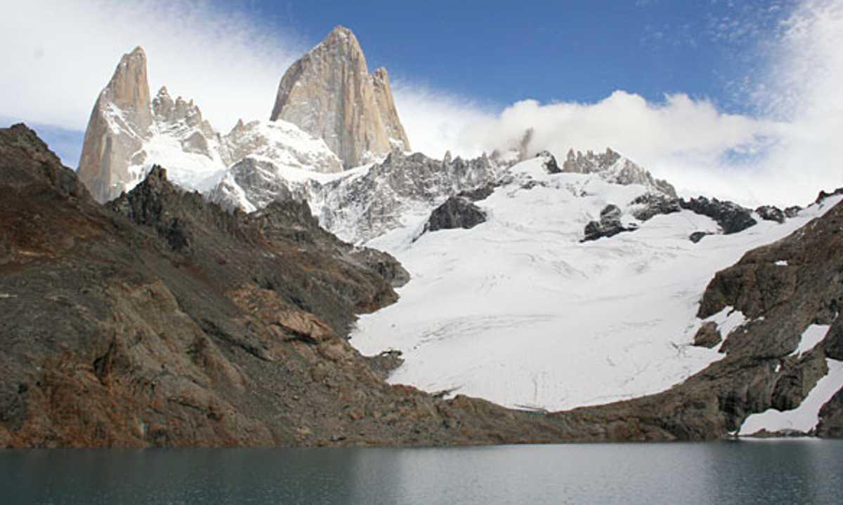Walk Patagonia - Pollone Glacier