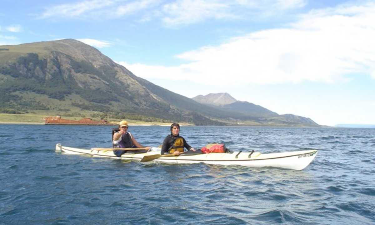 kayaking exp