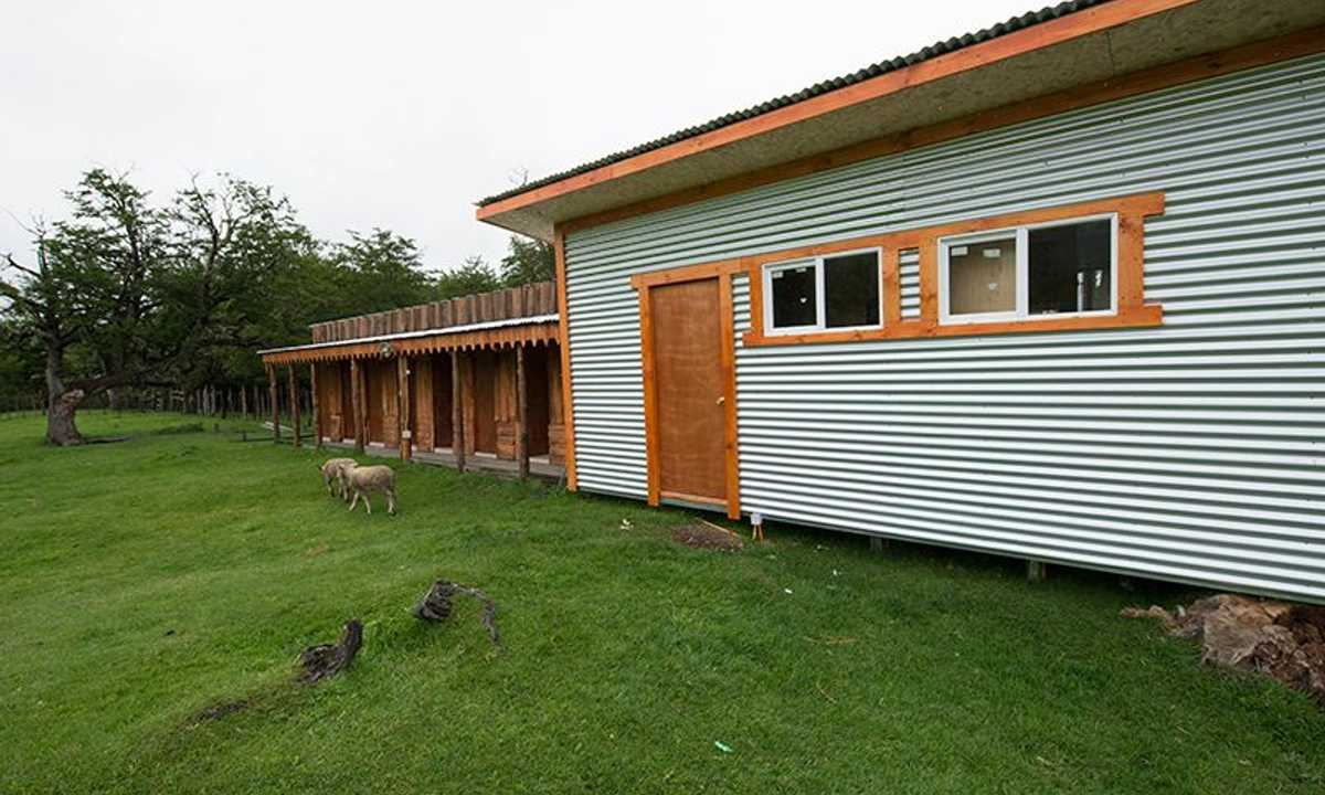 Refugio Darwin Cabin