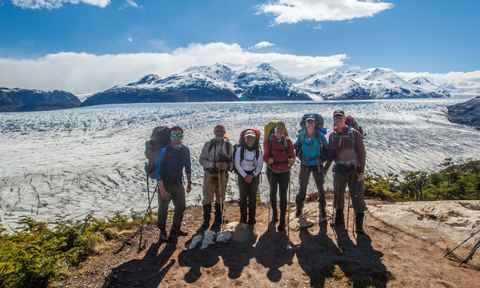 Patagonia Group Tours