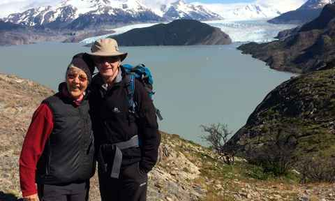 Chris & Alison's Adventurous Kayaking & Hiking Trips