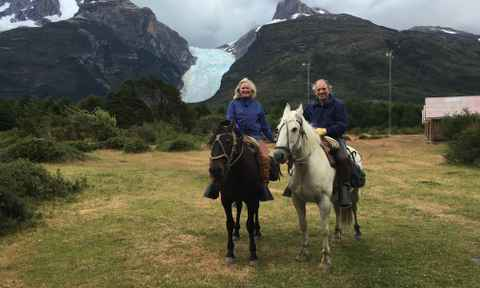 Neil & Sally's 'Under the Skin of  Patagonia' Trip