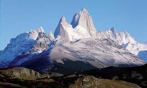 Trekking in Los Glaciares
