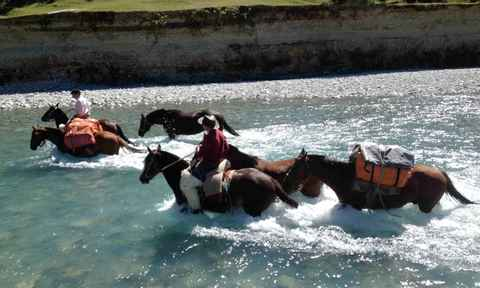 Horse Riding in the Patagonian Lake District