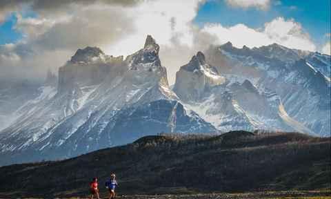 Trail Running in Patagonia