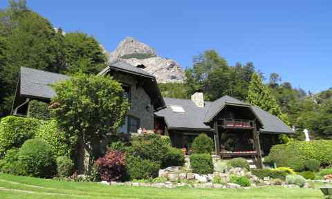 Hotels in the Argentine Lake District