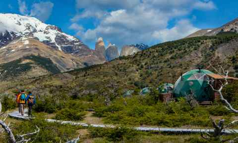 Eco Yurt Camp