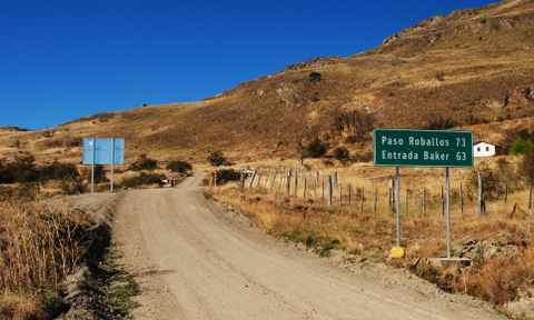 Careterra Austral Road