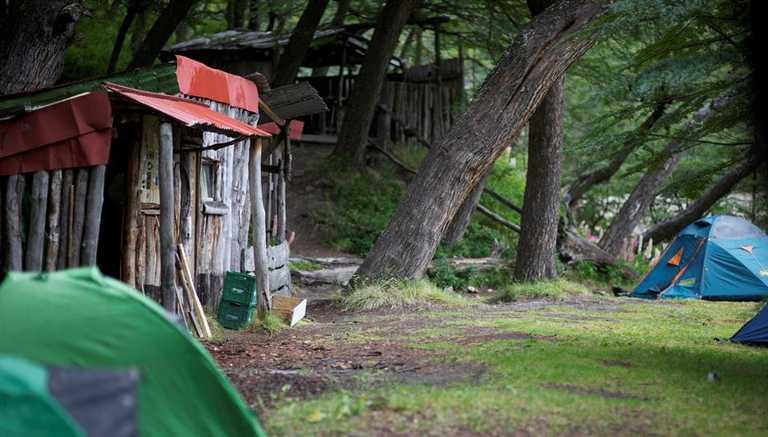 Camping Piedra del Fraile