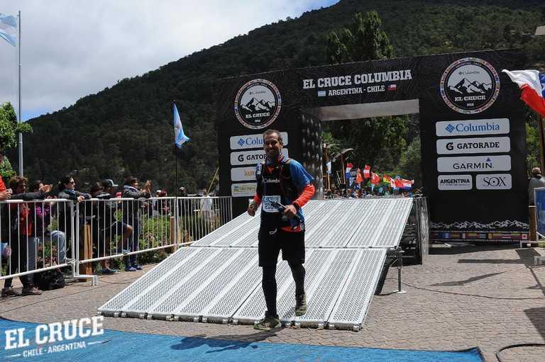 El Cruce finish solo