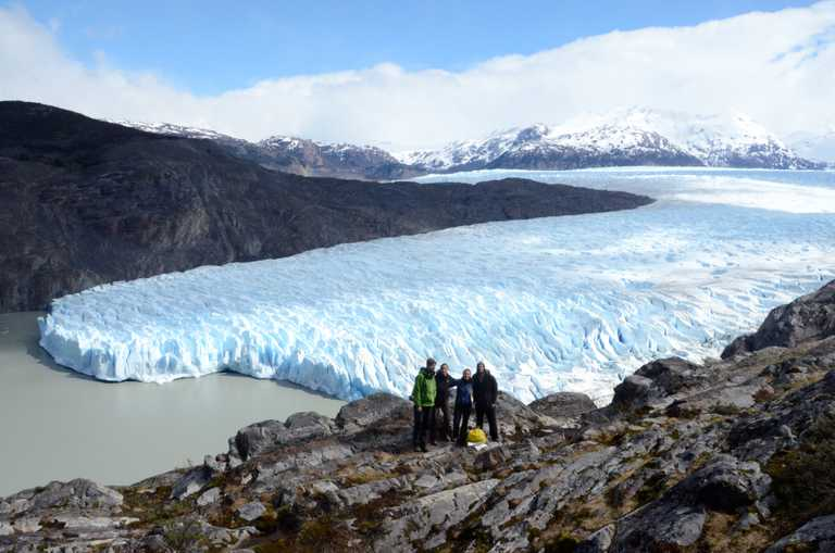 Grey Glacier - Large - C003
