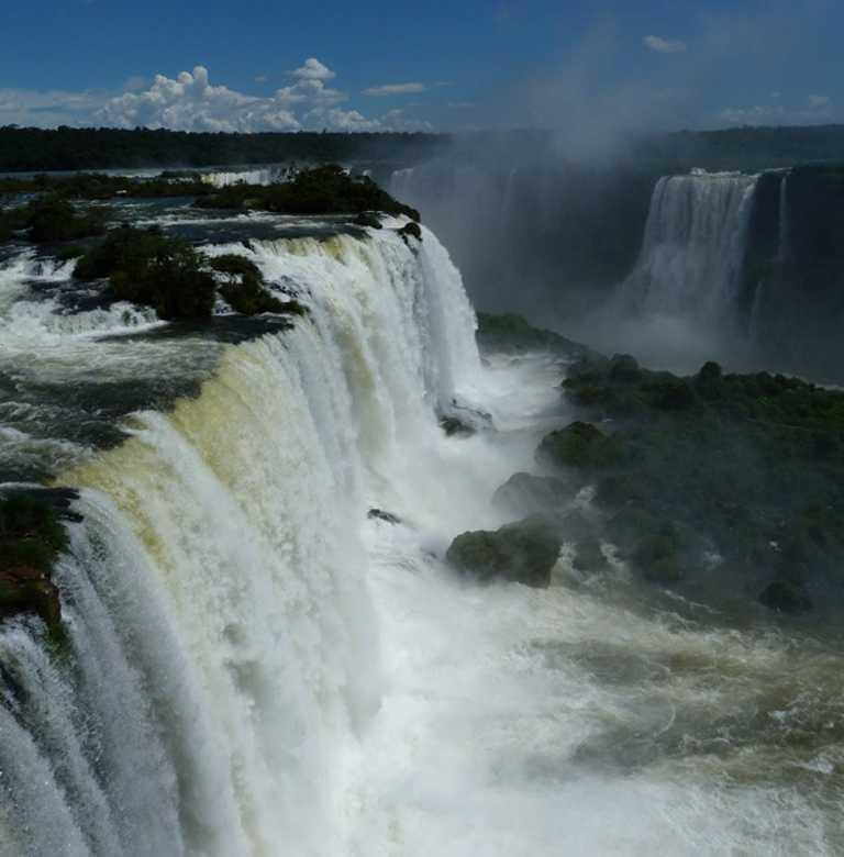 Iguazu Falls - Cropped - SWX