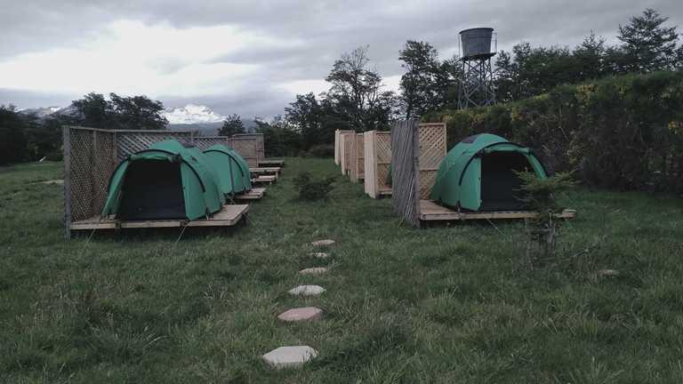 Nash Serrano camping 2