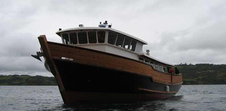 Noctiluca Boat
