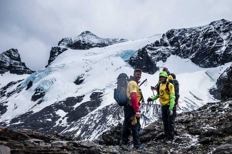 Patagonian Expedition Race - Mountain navigation