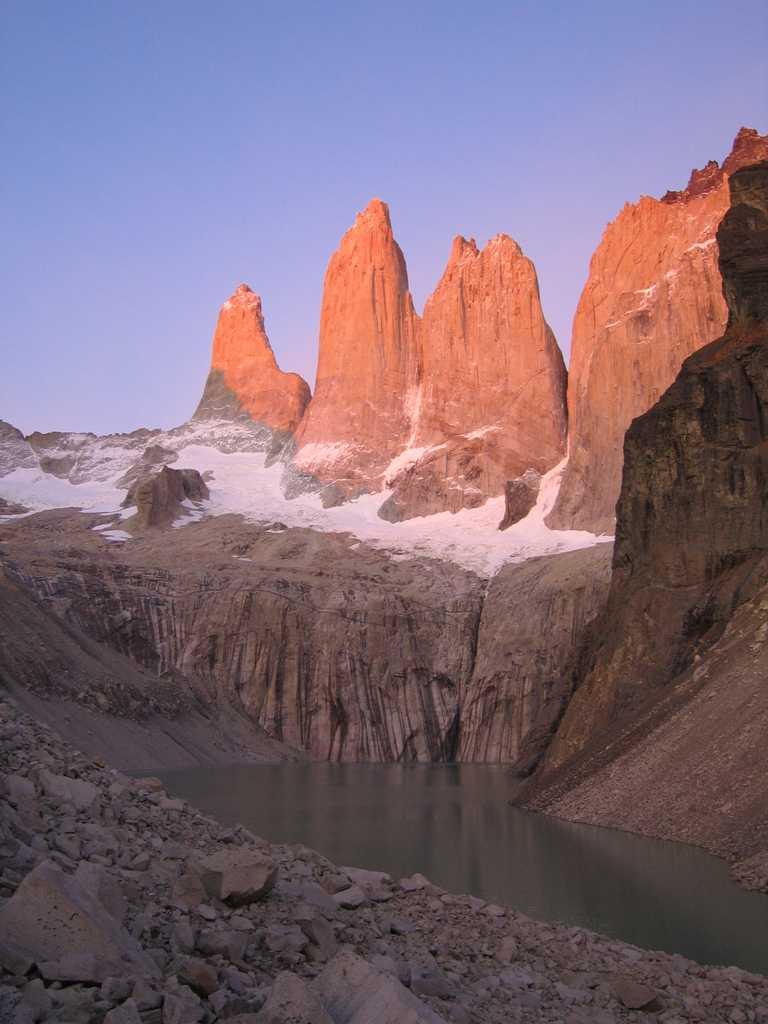 Safari in Southern Patagonia 1 Towers DITT