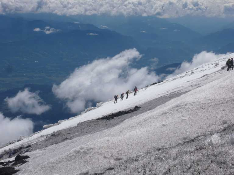 Villarica Volcano Pucon Large SD