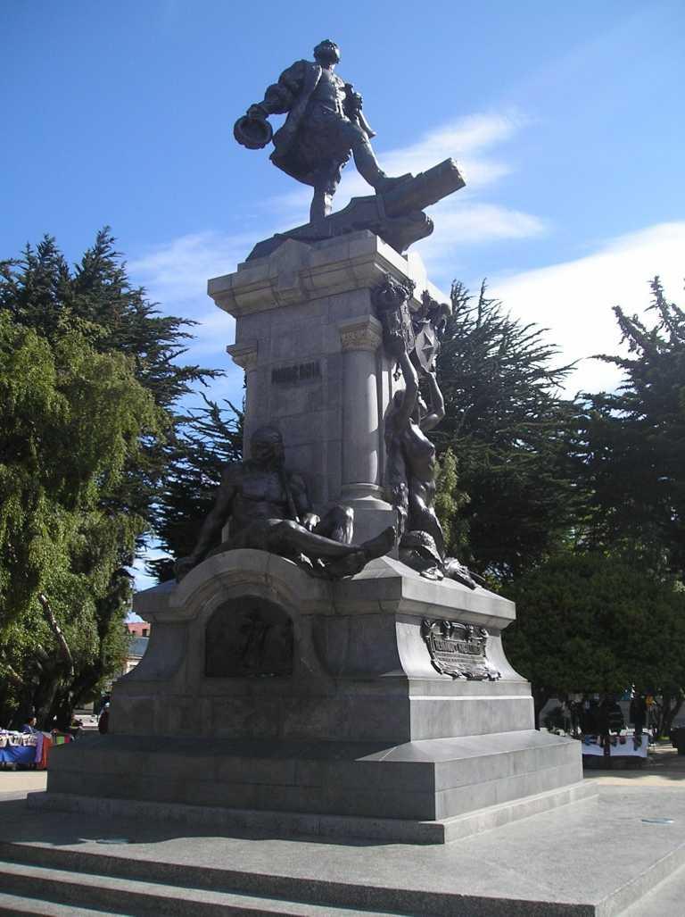 Punta Arenas Statue