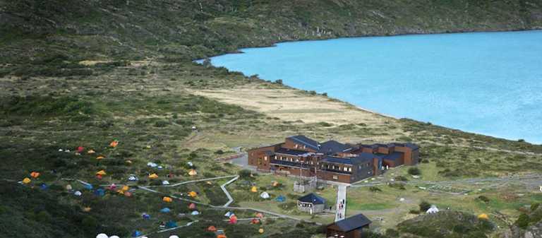Refugio Campsite