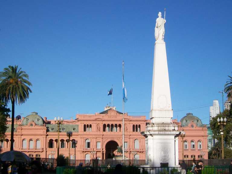 Buenos Aires Casa-Rosada