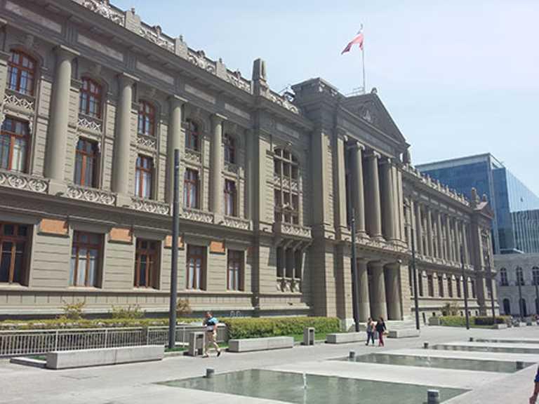 Santiago (Ex) Palacio de Tribunales