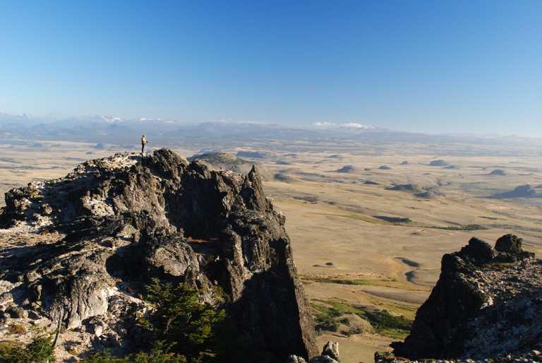 Aysen steppe