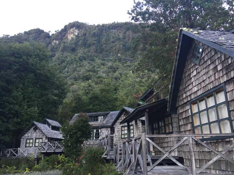 Pumalin Cabins at Caleta Gonzalo