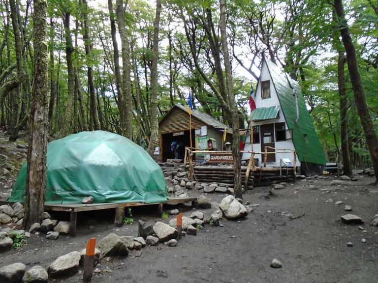 Campsite Campamento Torres