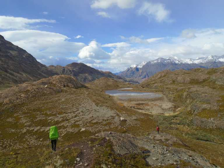 El Chalten Multi Day Hike