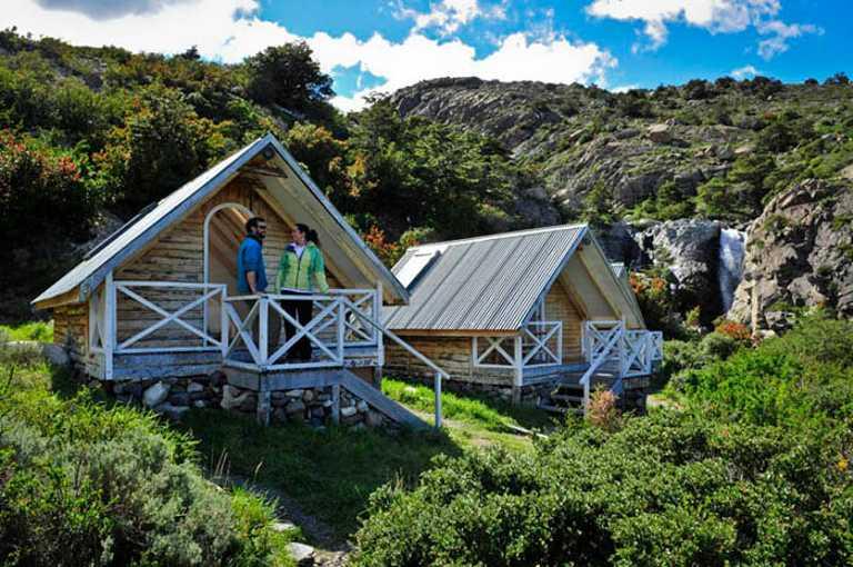 Refugio Cuernos Cabins