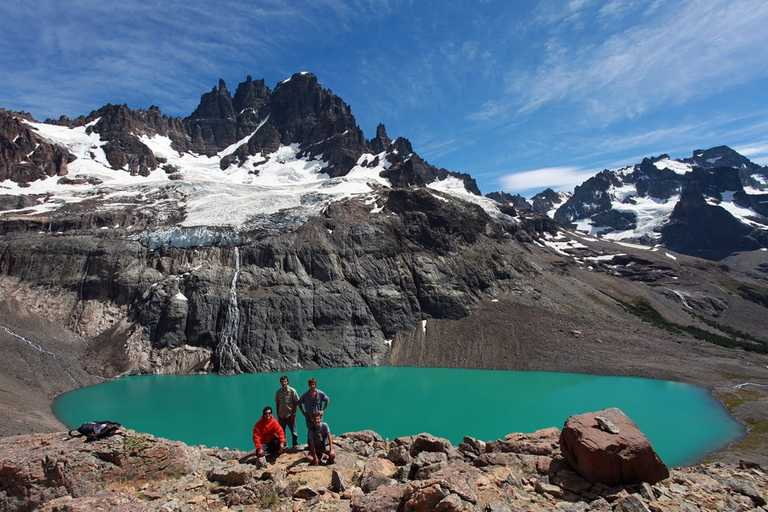 Senderos Patagonia - Cerro Castillo 1