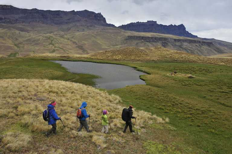 Singular Trekking