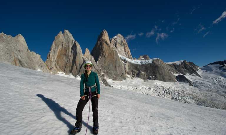 Ascent of Cerro Mojon Rojo