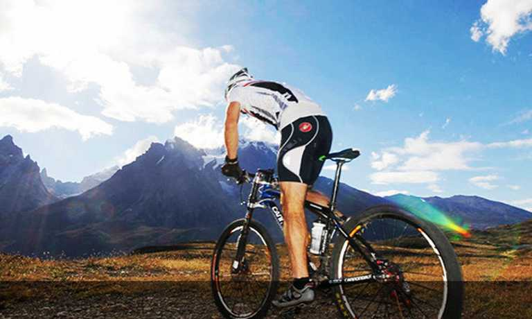 Bike to the Torres del Paine