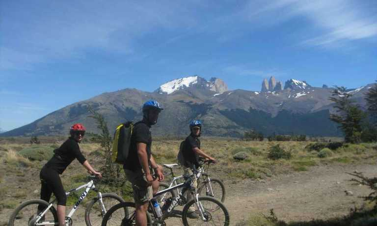 2 Day Biking Adventure in Torres del Paine