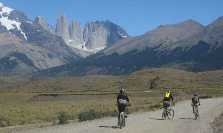 Bike and Hike Torres del Paine Adventure